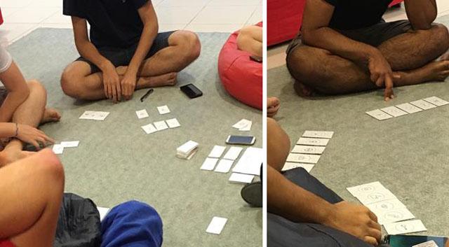 Bekesas | CosmoCult Card Game: A Methodological Tool to Understand ...